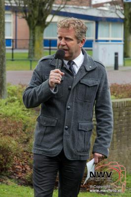 15-04-2016 Adoptie van oorlogs- en verzetsmonument Veldweg Doornspijk - ©NWVFoto.nl