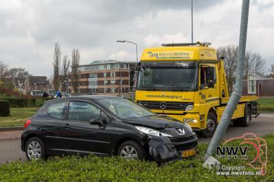 06-04-2016 Eenzijdig ongeval door onwelwording  - ©NWVFoto.nl