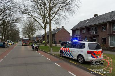 02-04-2016 Woningbrand Munnikenweg tHarde - ©NWVFoto.nl