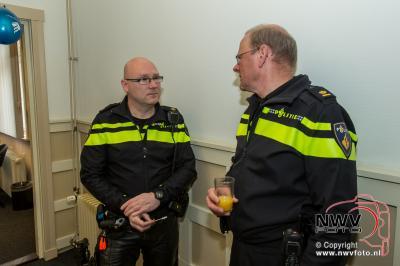 Opening steunpunt politie Elburg - ©NWVFoto.nl