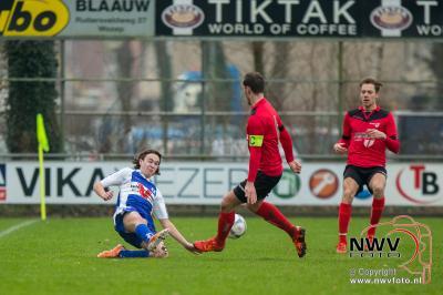 WHC - Be QUICK 28 1de klasse Oost - ©NWVFoto.nl