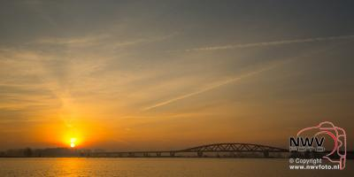 28-02-2016 Ontwaken natuur langs de IJssel tussen Zwolle en De Zande - ©NWVFoto.nl