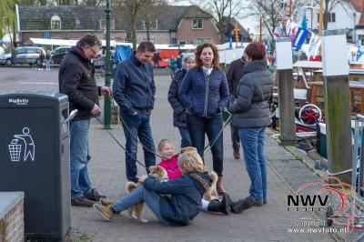 29-04-2016 Weinig publiek bij start sleepbootdag. - ©NWVFoto.nl