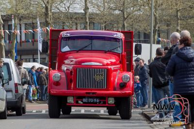 30-04-2016 Oldtimer Truckersparade Oldebroek - ©NWVFoto.nl