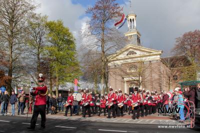 27-04-2016 Koningsdag optochten in Doornspijk - ©NWVFoto.nl