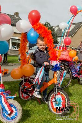 27-04-2016 Koningsdag viering op tHarde - ©NWVFoto.nl