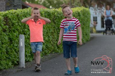 Avondwandel vierdaagse woensdagavond Doornspijk 11-05-2016 - ©NWVFoto.nl