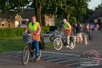 Avondwandel vierdaagse donderdagavond in Doornspijk 12-05-2016 - ©NWVFoto.nl