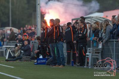 DSV'61 kan seizoen niet bekronen in Hulshorst 17-05-2016 - ©NWVFoto.nl
