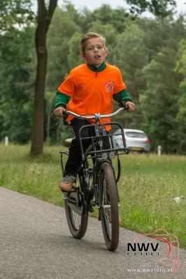 Vijfde editie Toer de Dellen brengt €67.050 op voor KiKa. - ©NWVFoto.nl