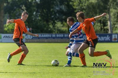 Veluwecup 2016 ElburgerSC - Dsv'61 eindigt in een gelijkspel 1-1 - ©NWVFoto.nl
