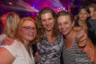Muziekfeest Studio Vrij Gelderland Wezep zaterdagavond. - ©NWVFoto.nl