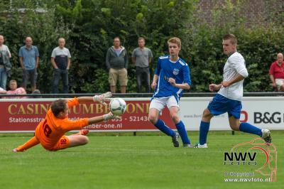 In Epe heeft SEH met 3-0 de bekerwedstrijd verloren tegen Epe. - ©NWVFoto.nl