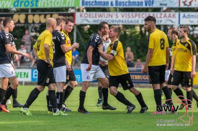 WHC bekert verder in de volgend ronde, na de 3-0 overwinning op Vios Vaassen - ©NWVFoto.nl