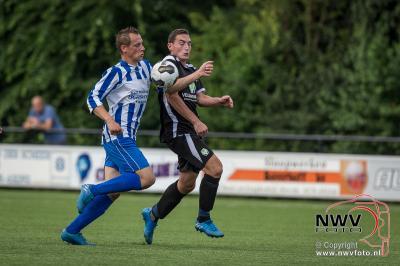 Vevo verliest thuis met 0-4 van Hatto Heim. - ©NWVFoto.nl