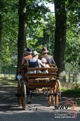 Historische Koetsentocht Elburg 2016. - ©NWVFoto.nl