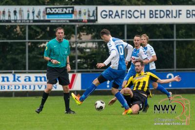 WHC geeft winst in blessuretijd weg tegen Dos'37  - ©NWVFoto.nl