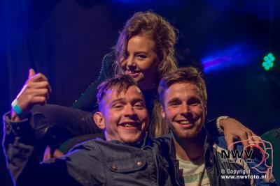 Hier deden we het allemaal voor, een benefiet avond voor Jacobiens Hoop. - ©NWVFoto.nl
