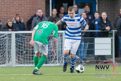 ESC ziet inzet niet beloond - ©NWVFoto.nl