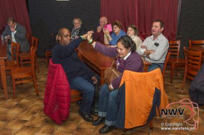Benefietavond in de WHC kantine Wezep voor Rico. - ©NWVFoto.nl