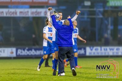 Derby op sportpark Mulderssingel tussen WHC en vv Nunspeet levert WHC drie belangrijke punten op - ©NWVFoto.nl