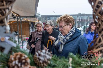 Kerstmarkt bij molen de Tijd Oostendorp - ©NWVFoto.nl