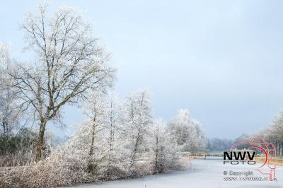 Winter in de natuur - ©NWVFoto.nl