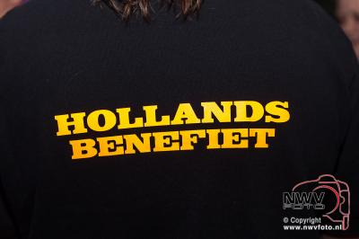 Hollands Benefiet voor Ronald Mc Donald huis in de Bouwakker Hattemerbroek. - ©NWVFoto.nl