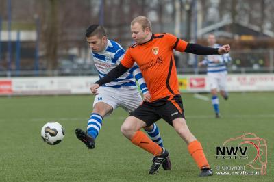 ElburgerSC wint gemeentelijke derby tegen DSV'61 met 1-0  - ©NWVFoto.nl