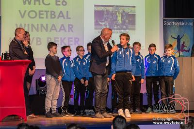 Sportverkiezing gemeente Oldebroek in Kulturhus