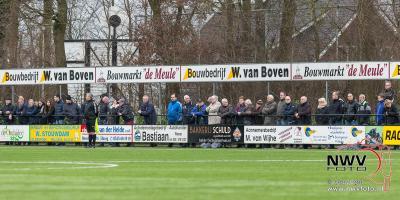 VSCO'61 verslaat 't Harde opnieuw. - ©NWVFoto.nl