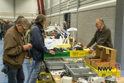Elektronica vlooienmarkt, Veron noord oost veluwe in het MFC tHarde. - ©NWVFoto.nl