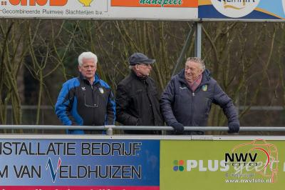 sv Longa'30 klopt vv Nunspeet in bekerduel. - ©NWVFoto.nl