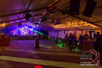 Hulptroep FM 2017 de zaterdagavond in Oosterwolde aan de Koemkolkweg. - ©NWVFoto.nl