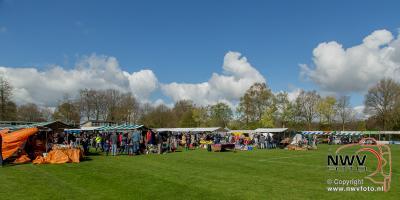 Vlooienmarkt op sportpark De Haere in Doornspijk. - ©NWVFoto.nl