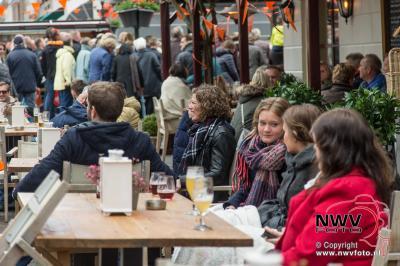 Koningsdag 2017 viering in Elburg. - ©NWVFoto.nl