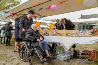 Voorjaarsmarkt CGK op het terrein van de Speulhoeve. - ©NWVFoto.nl