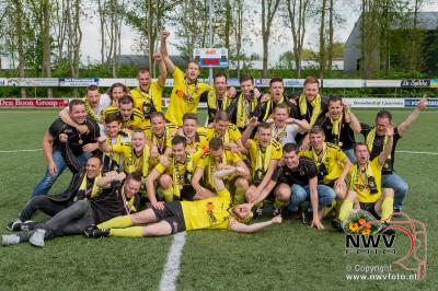VSCO'61 promoveert naar tweede klas en verslaat SEH thuis met  1-7 . - ©NWVFoto.nl