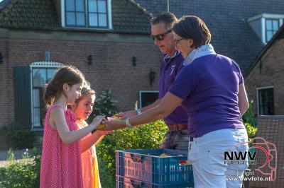 Avondwandel Vier Daagse Doornspijk woensdagavond. - ©NWVFoto.nl
