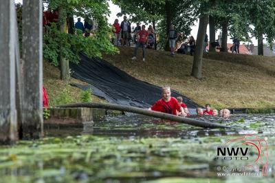 RamboRun Elburg 2017 rondje om haven en vesting Elburg. - ©NWVFoto.nl