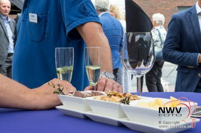 Feestelijke oplevering van fase 2 centrumplan 't Harde. - ©NWVFoto.nl