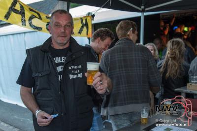 Kokki's viert de zomer op 't Harde. - ©NWVFoto.nl