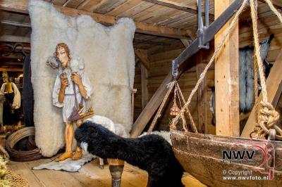 De Verhalen Ark is het eerste drijvende Bijbel museum ter wereld - ©NWVFoto.nl