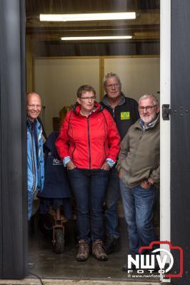 Oogstfeest, Fokveedag en Jongveekeuring Noord-Veluwe bij boerderijmuseum Oldebroek. - ©NWVFoto.nl