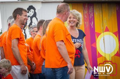 TV Gelderland heeft het programma Zomer in Gelderland vandaag in Oostendorp opgenomen. - ©NWVFoto.nl
