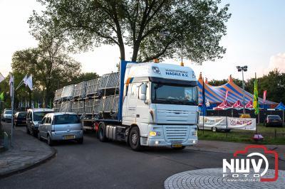 Feestterrein MTB Streetrace Oldebroek. - ©NWVFoto.nl