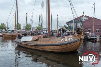 Elburger Botterdagen Vlootschouw. - ©NWVFoto.nl
