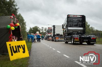 Truckrun Noord West Veluwe 2017 't Harde. - ©NWVFoto.nl