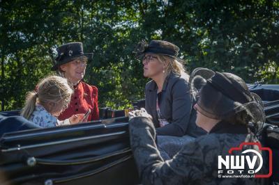 Historische Koetsentocht Elburg 2017. - ©NWVFoto.nl