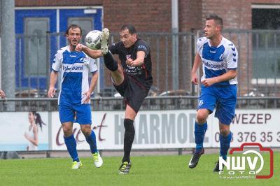 WHC verliest thuis met 1 - 4 van Flevo Boys. - ©NWVFoto.nl